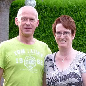 Eheleute Tschorn