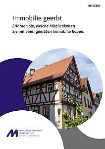Ratgeber Cover Immobilienerbschaft