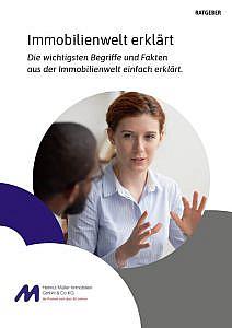 Ratgeber Cover Immobilie-Immobilienwelt erklärt