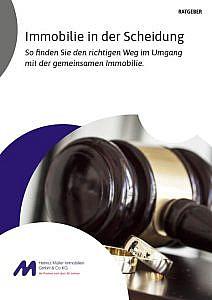 Ratgeber Cover Immobilie in der Scheidung