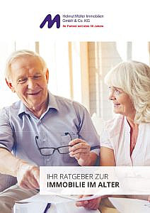 Ratgeber Cover Immobilie im Alter
