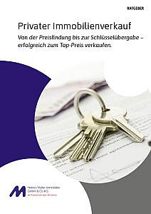Ratgeber Cover Privater Immoblienverkauf